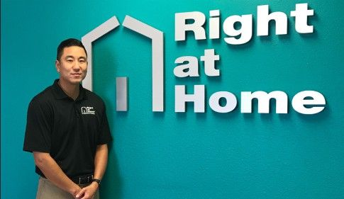 Sam Kim - Owner of Right at Home Hacienda Heights