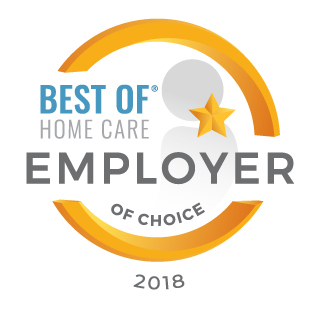 Employer of Choice 2018