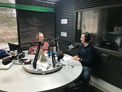 Randy During February Radio Show