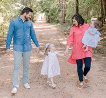 Luke Miller and Family