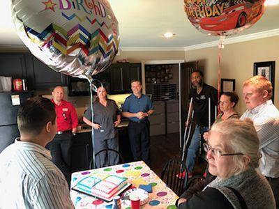 Tyler Birthday Party