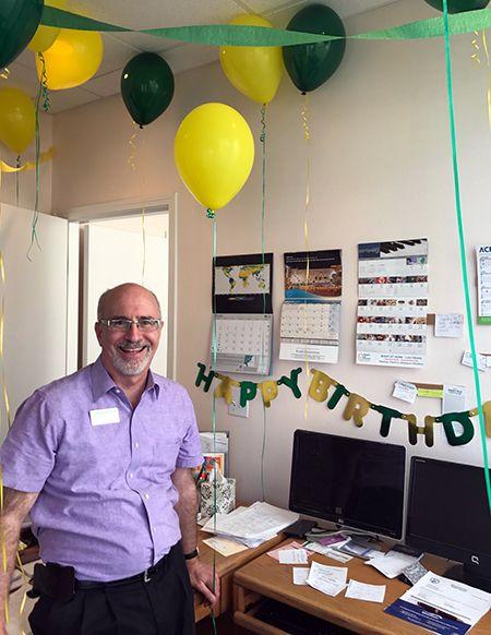 Steve Gleicher's Birthday
