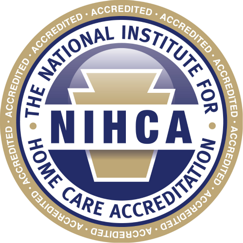 NIHCA, National Institute for Home Care Accreditation logo