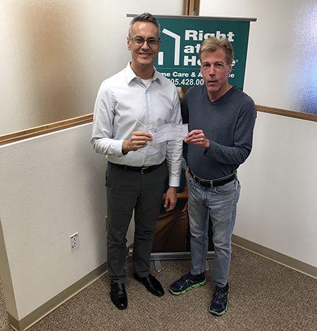 Alzheimer's Auction Donation