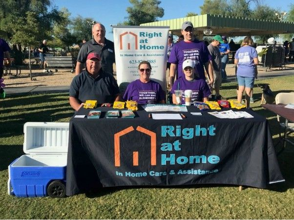 West Valley Alzheimer's Walk