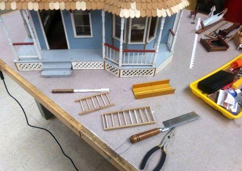 Dollhouse at Leisure World