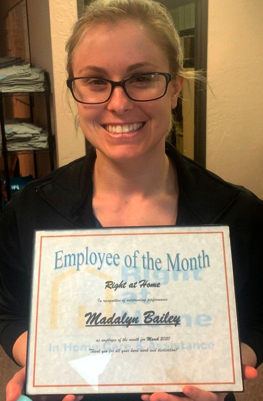 March Caregiver of the Month