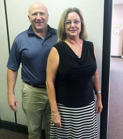 Mark and Becky Leuer