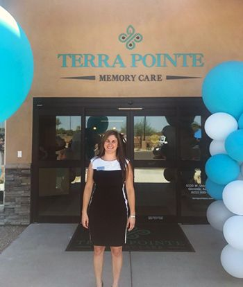 Terra Pointe Memory Care Grand Opening