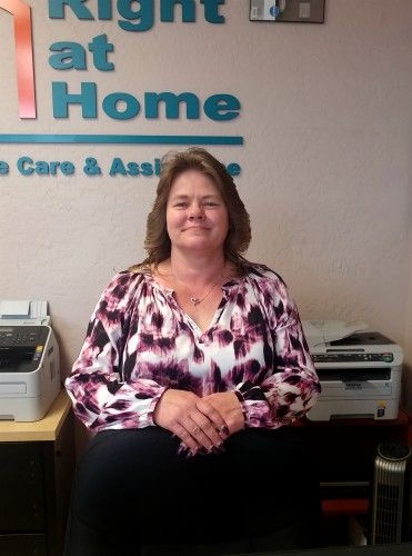 Tina Parmenter - staffing coordinator