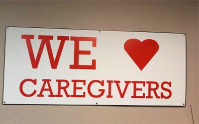 We Love Caregivers