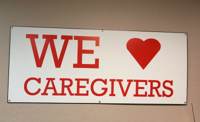 We Love Caregivers