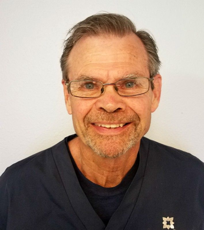 headshot of Leroy O., March Caregiver of the month