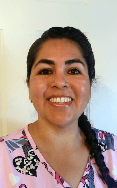 Telma W. February Caregiver of the Month