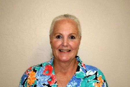 Janet Williams Caregiver of the Month for March