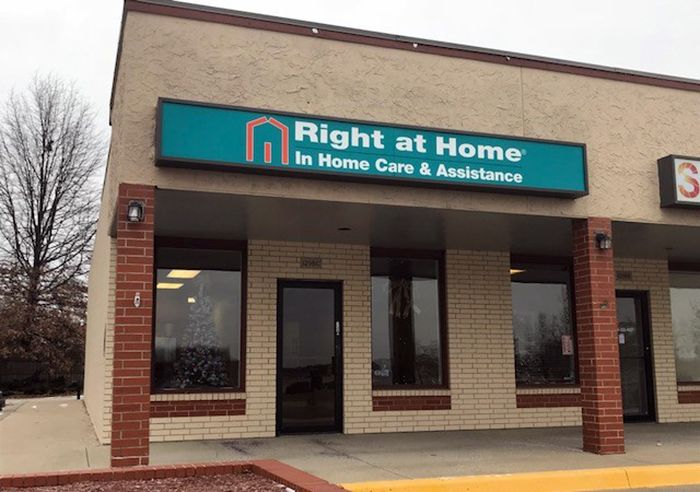 Right at Home Raymore Office