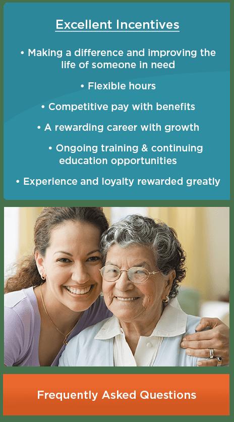 Caregiver Incentives