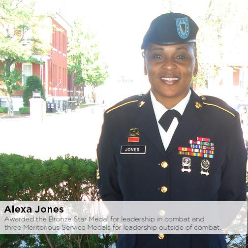 Alexa Jones