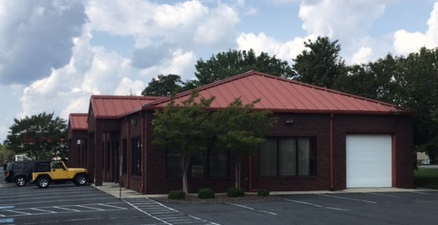 Right at Home Rock Hill South Carolina Office Building