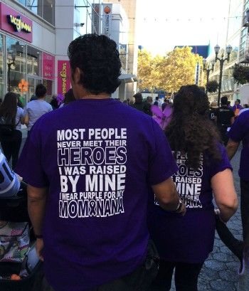 Right at Home participates in Alzheimer's Walk San Jose