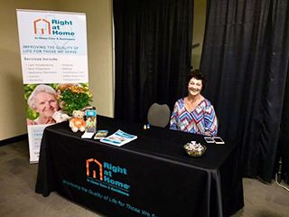 Greater Austin Social Workers Event in Austin Booth