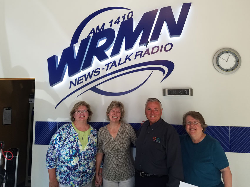 Silver Solutions Radio Guest Jeannie Madden from Right at Home