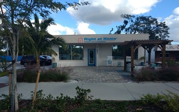 Right at Home Southwest Florida Office Exterior