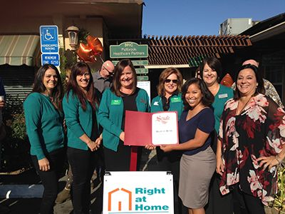 Fallbrook Ribbon Cutting