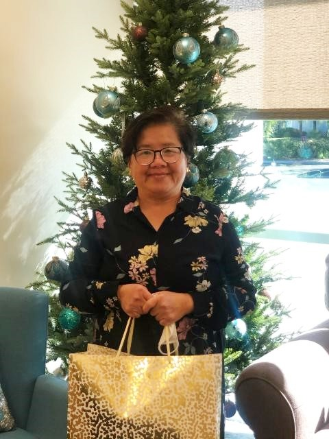 photo of January Caregiver of the Month - Belen San Angel