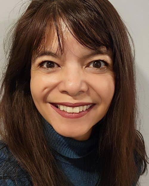 Headshot profile photo of Myrene Gomez