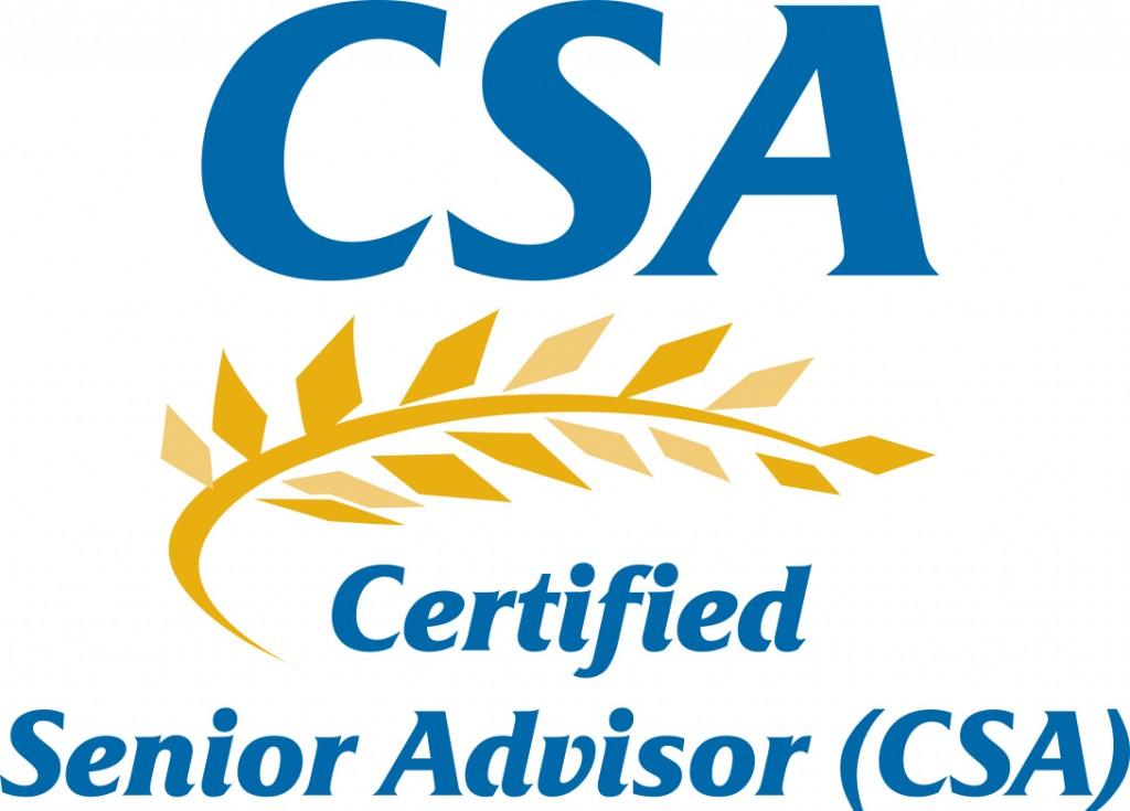 Certified Senior Advisor / CSA