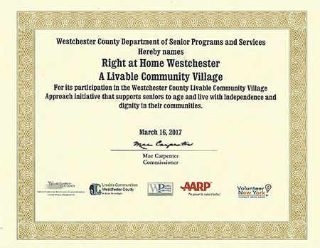 Westchester NY Livable Communties