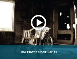 Free Wheelchair Mission video of The Plastic Chair Series