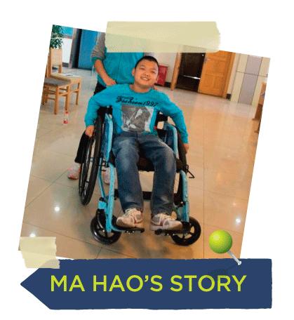 Ma Haos's Story