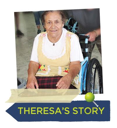Theresa's Story