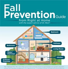 Fall Prevention digital guide