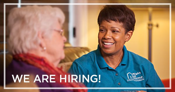 Hiring Caregivers at Right at Home East Atlanta