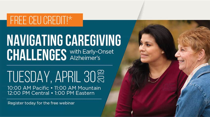 Webinar: Navigating Caregiving Challenges