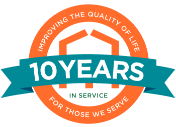 10 Years of Home Care Service