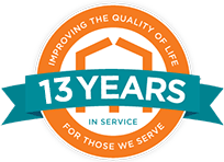 13 Years in Service