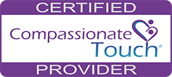Compassionate Touch Certified Provider logo
