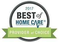 Provider of Choice 2017