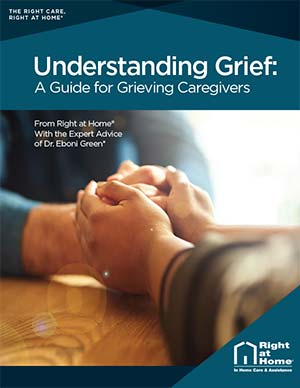 Understanding Grief brochure cover