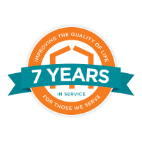 7 years of service